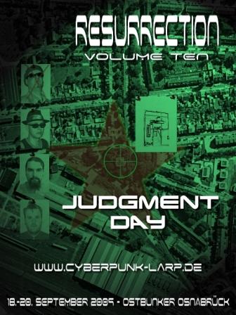 Resurrection Vol. Ten - Judgment Day