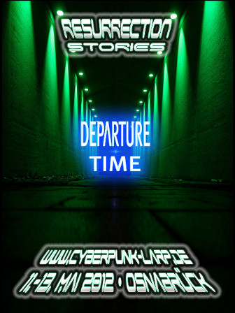 Resurrection Stories - Departure Time